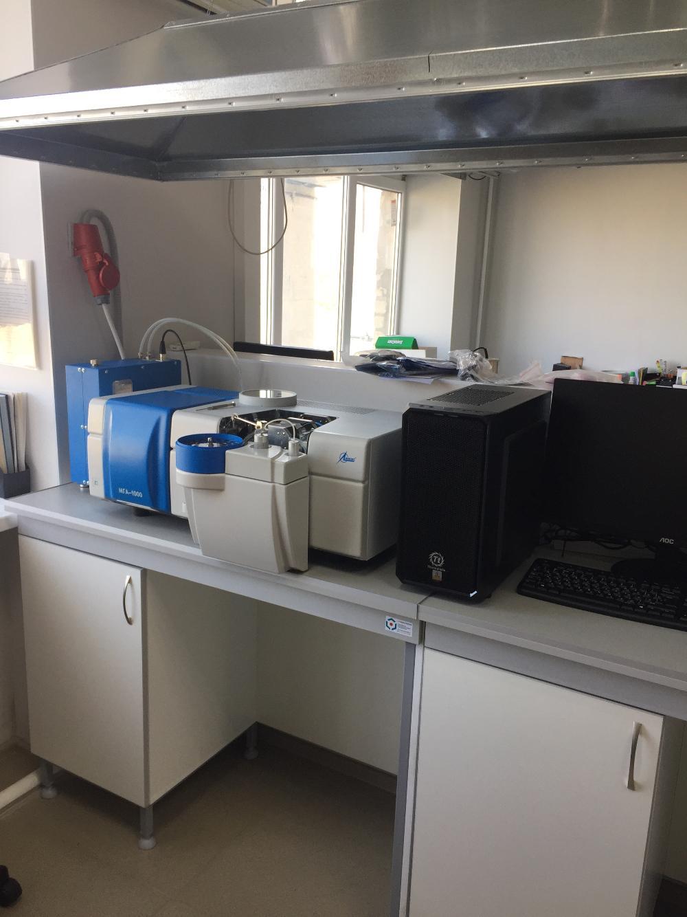 В ставропольском «Россельхозцентре» появился новый прибор для токсикологической лаборатории